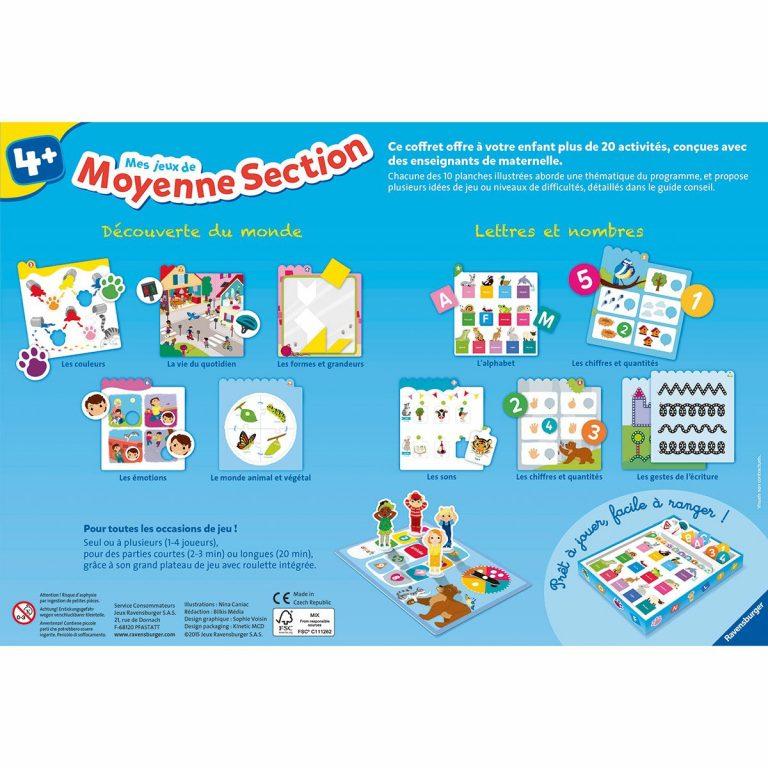 Jeux Educatif Maternelle Moyenne Section - Primanyc à Jeux Educatif Maternelle Moyenne Section