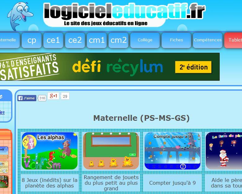 Jeux Educatife En Ligne avec Jeux Educatif 2 Ans En Ligne
