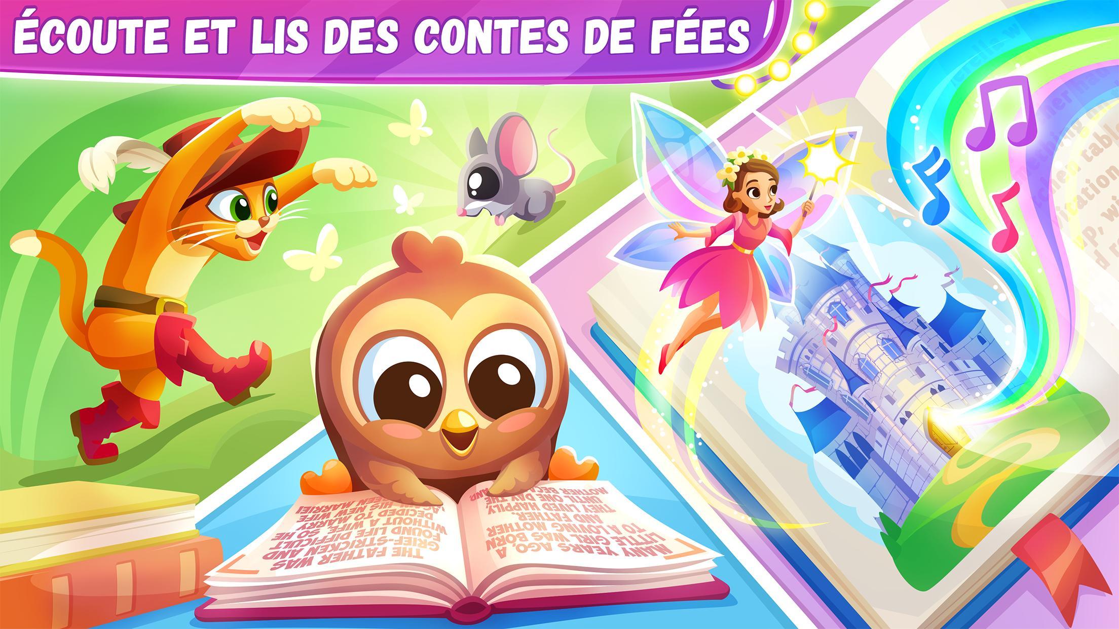 Jeux Éducatifs Pour Les Enfants De 4 6 Ans Pour Android tout Jeux De Connaissance 3 4 Ans