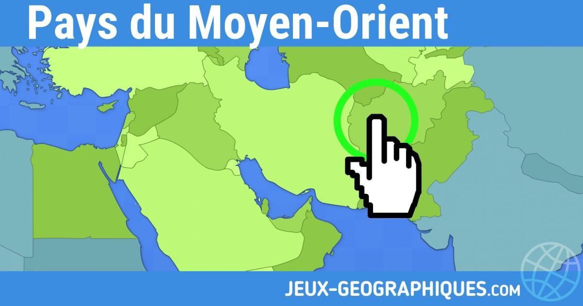 Jeux-Geographiques Jeux Gratuits Jeu Pays Du Moyen encequiconcerne Jeux De Carte Geographique Du Monde