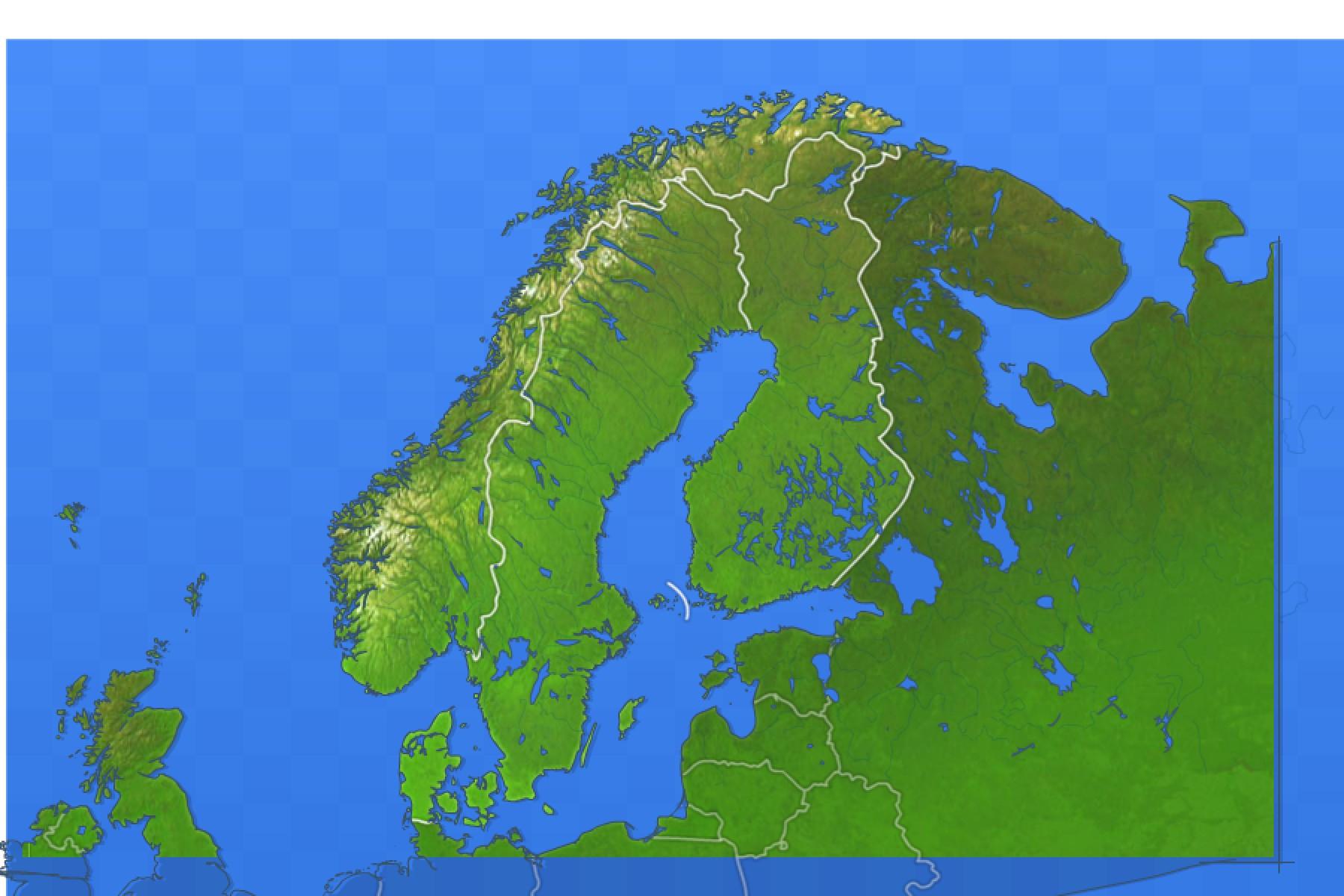 Jeux-Geographiques Jeux Gratuits Jeu Villes De Scandinavie intérieur Jeux Geographique