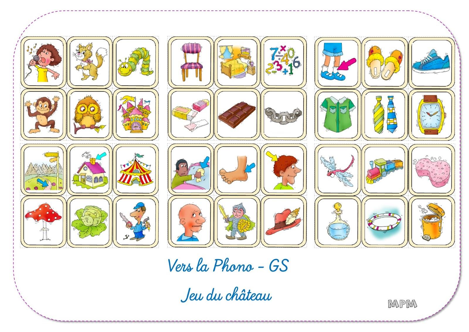 Jeux Grande Section Maternelle Gratuit En Ligne - Primanyc tout Jeux Educatif Grande Section