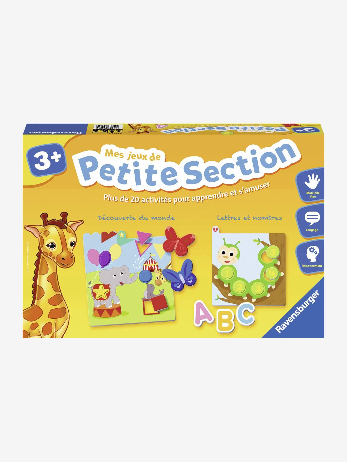 Jeux Maternelle Petite Section Gratuit - Primanyc encequiconcerne Jeux Pour Petite Section