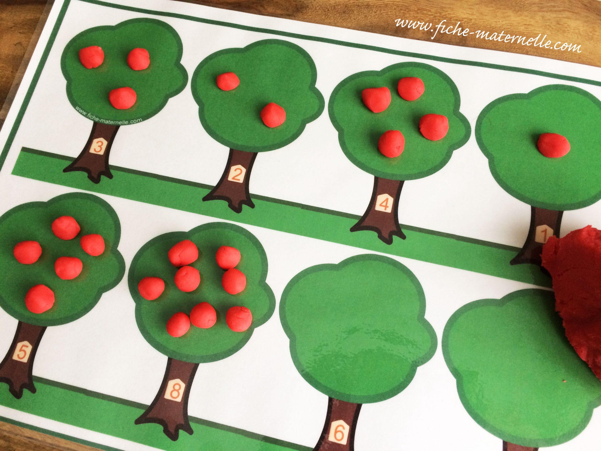 Jeux Mathématiques En Maternelle : Maths concernant Jeux Didactiques Maternelle