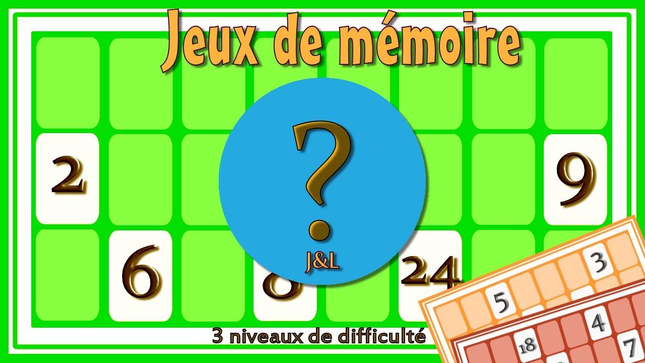 Jeux Memoire Gratuit - Primanyc pour Jeu En Ligne Pour Adulte