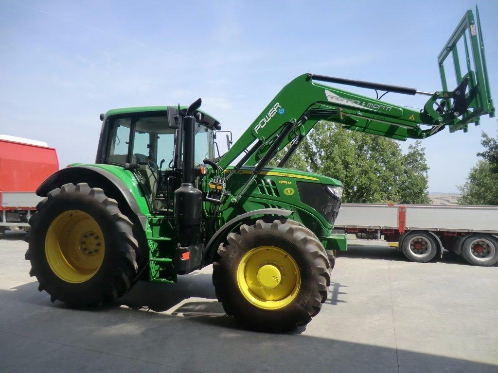 John Deere 6155 - Tracteur Agricole En Vente Par intérieur Image Tracteur John Deere