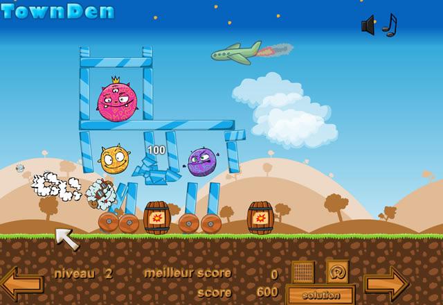 Jouer À Angry Animals 3 - Jeux Gratuits En Ligne Avec Jeux dedans Jeux De Animals