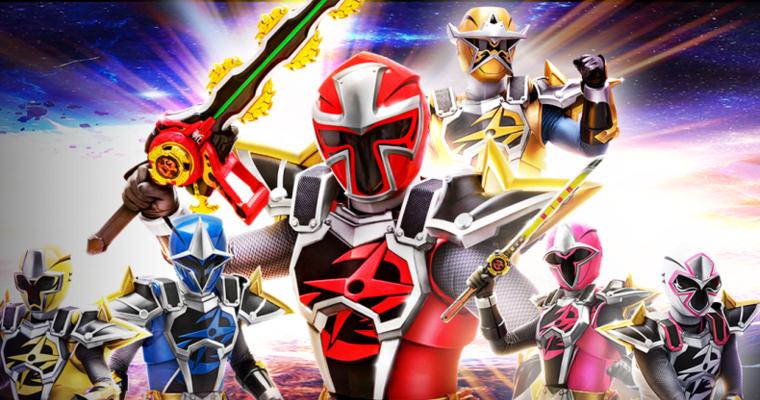 """Junho: """"Power Rangers - Super Ninja Steel"""" Chega Ao à Power Rangers Ninja Steel Streaming"""