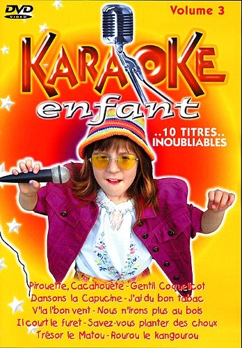 Karaoke Paris Musique - Kpm: Matériel, Dvd, Cd, Mp3 Et serapportantà Savez Vous Planter Les Choux Mp3