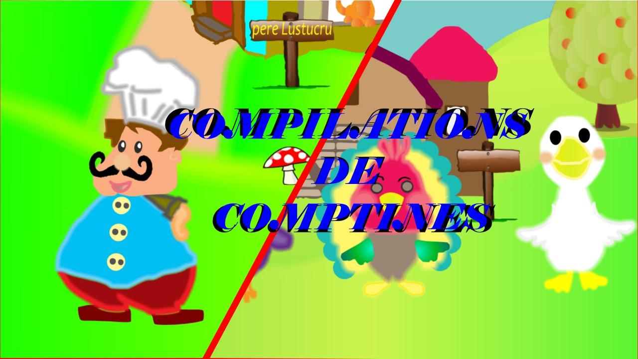 La Chanson Du Clown (J'Ai Un Gros Nez Rouge)+5 Comptines tout J Ai Un Gros Nez Rouge