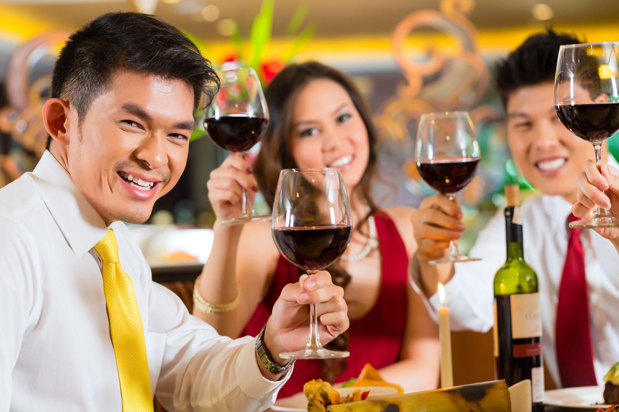 La Chine, Premier Pays Consommateur De Vin En 2027 - Le à De Rien En Chinois