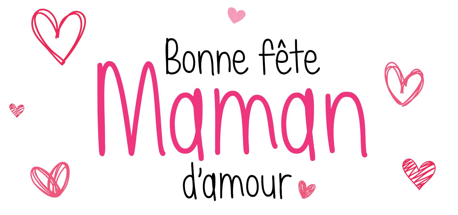 La Fête Des Mères : Nos Créations Pour Ravir Les Mamans à Fete Maman