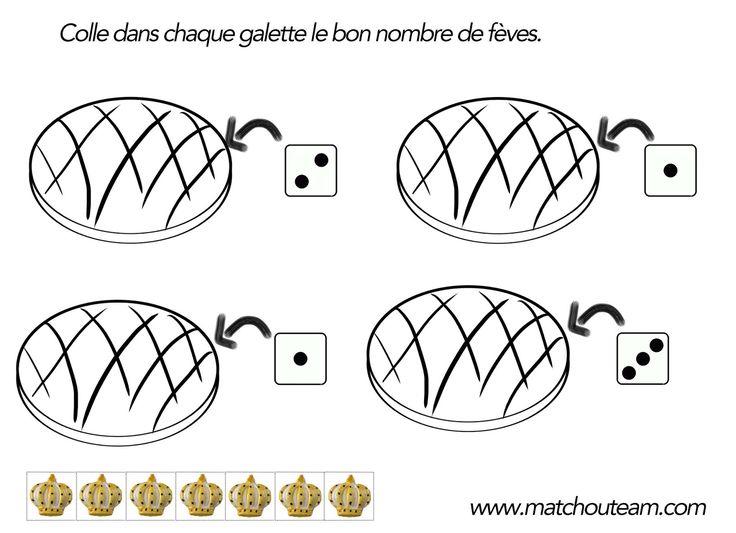 La Galette Des Rois Bricolage Maternelle - Recherche encequiconcerne La Galette Des Rois Maternelle