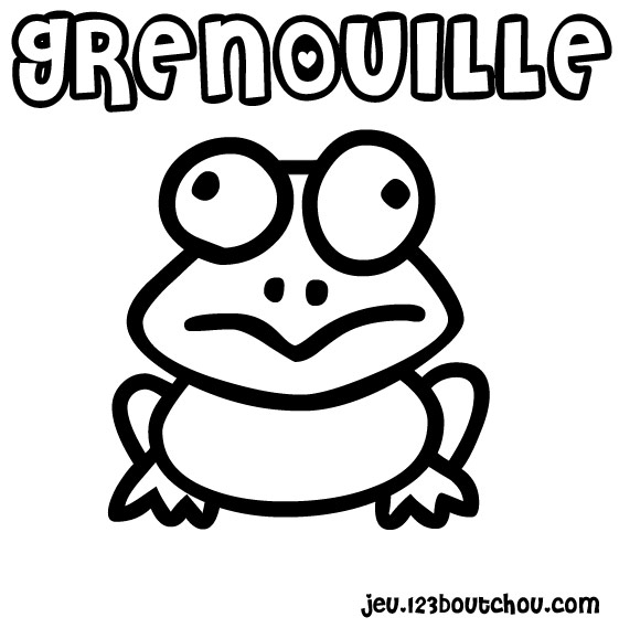 La Grenouille Dino Et Son Ami Toto tout Dessin De Grenouille Et De Boeuf