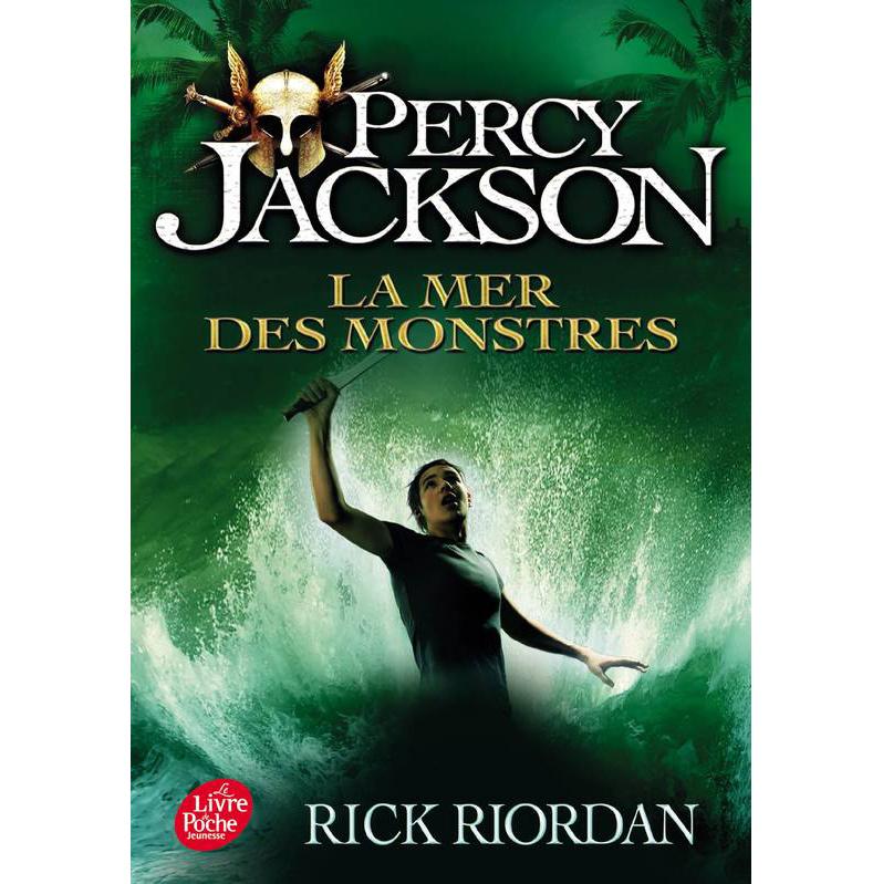 La Mer Des Monstres - Percy Jackson - Tome 2 - Tranquille à Percy Jackson Et Le Monstre Des Mers