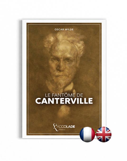 Le Fantôme De Canterville, D'Oscar Wilde (Bilingue Anglais pour Fantome En Anglais