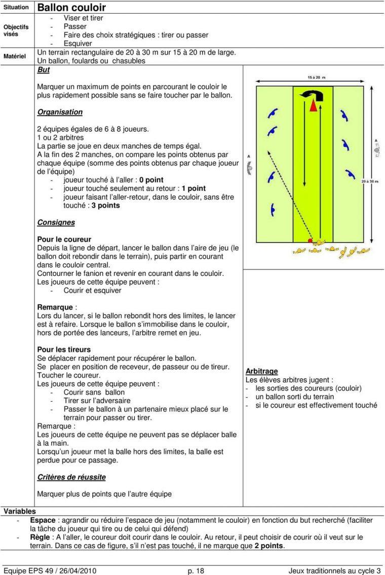 Le Flag-Rugby À Jeux Collectifs Cycle 3 Sans Ballon destiné Jeux Collectifs Cycle 3 Sans Ballon
