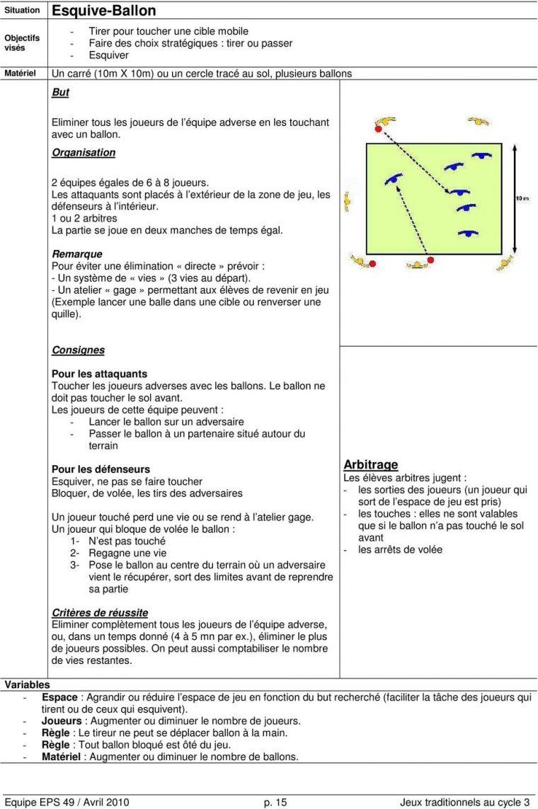 Le Flag-Rugby À Jeux Collectifs Cycle 3 Sans Ballon serapportantà Jeux Collectifs Cycle 3 Sans Ballon