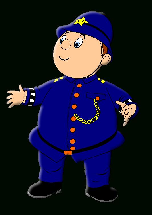 Le Gendarme Dans Oui Oui encequiconcerne Oui Oui Gendarme