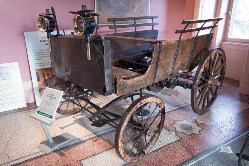 Le Musée De L'Automobile De Rochetaillée D'Henri Malartre destiné Musée De L Automobile Henri Malartre