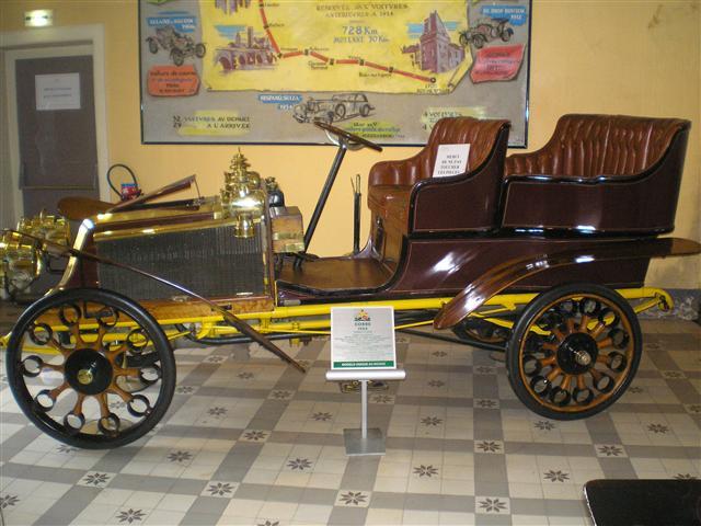 Le Musée De L'Automobile Henri Malartre - 28-07-2011 avec Musée De L Automobile Henri Malartre