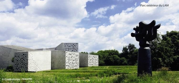 Le Musée Lam   Un Musée D'Art Contemporain Et Intemporel tout Musée Des Sciences Villeneuve D Ascq