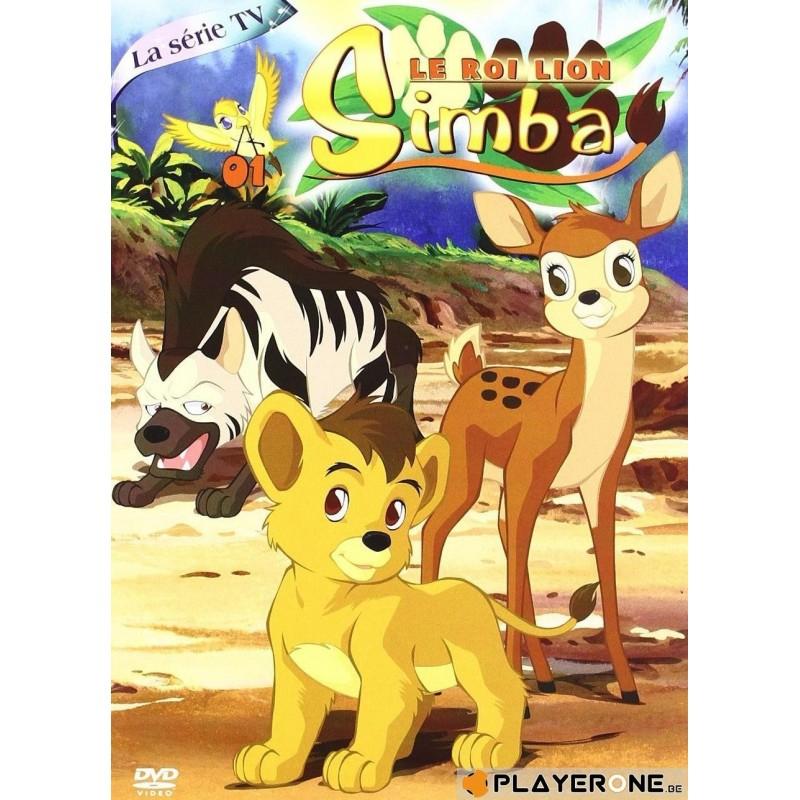 Le Roi Lion Simba Box 1/4 (4 Dvd) concernant Telecharger Simba Le Roi Lion
