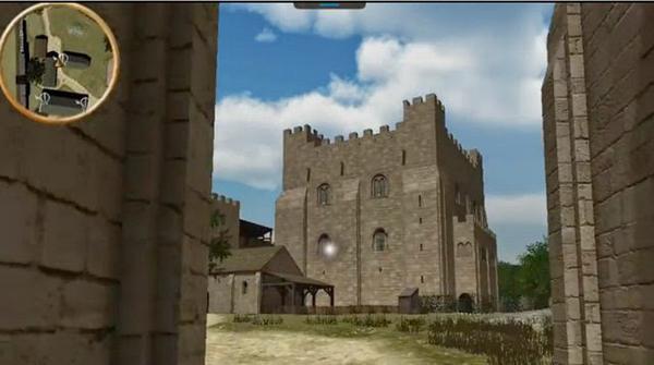 Le Serious Game « Vivre Au Temps Des Châteaux Forts » Vous à Moyen Age Chateau