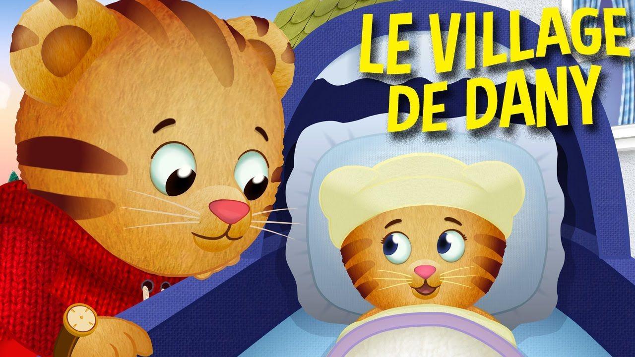Le Village De Dany - Le Bébé Est Là!   Le Village De Dany serapportantà Dany Le Tigre