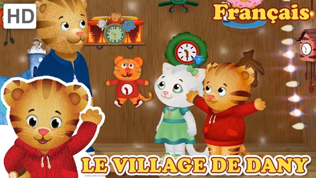 Le Village De Dany - Meilleurs Moments De La Saison 1 serapportantà Dany Le Tigre