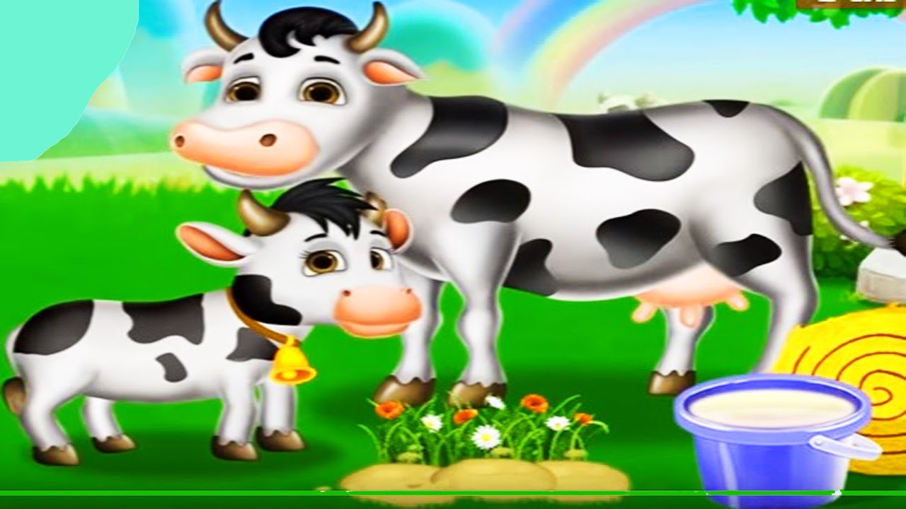Learn Animal Names - Animals Games - Funny Animals Care intérieur Jeux De Animals