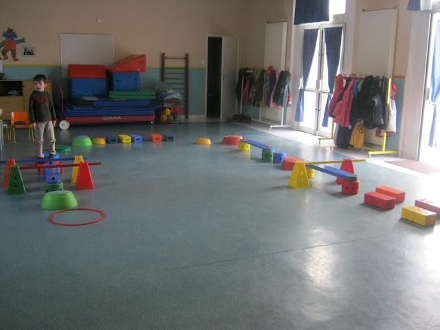 L'École Maternelle De Nissan: Parcours De Motricité avec Parcours Motricité Maternelle
