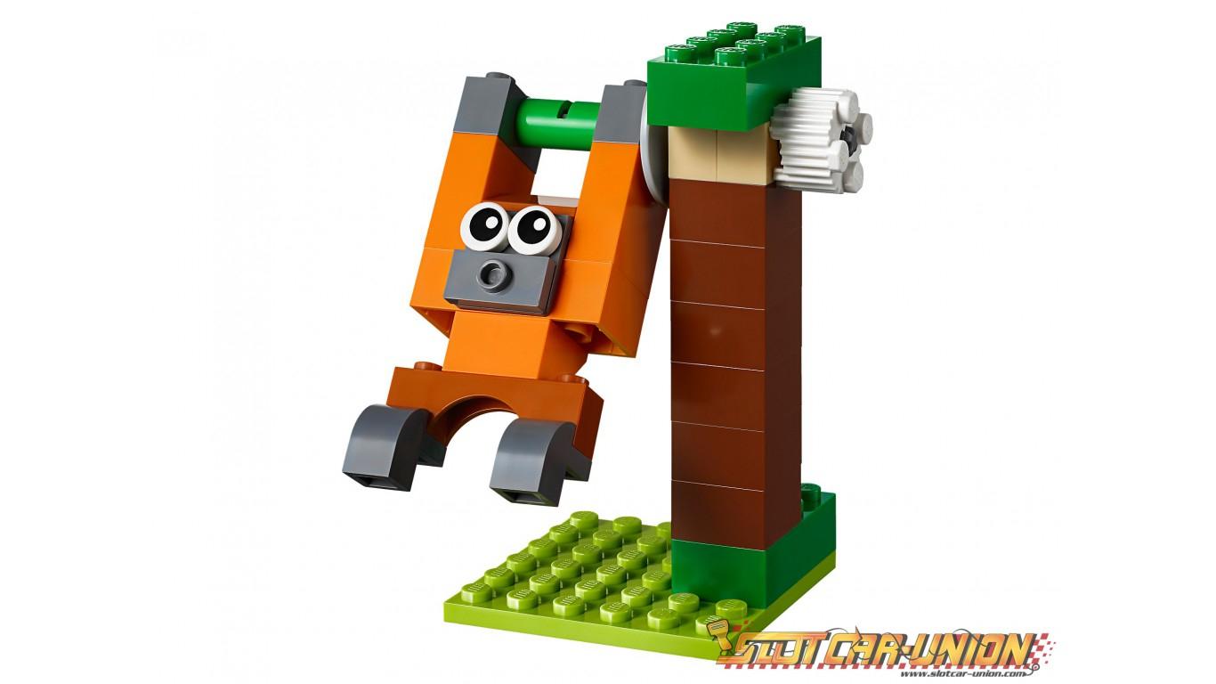 Lego 10712 La Boîte De Briques Et D'Engrenages Lego - Slot tout Engrenage Lego