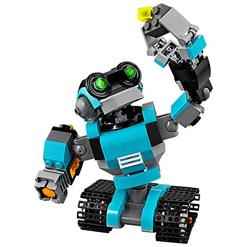Lego - 31062 - Creator - Jeu De Construction - Le Robot tout Jeux Construction Lego