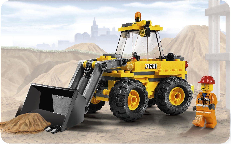 Lego - 7630 - Jeu De Construction - Lego City - La tout Jeux Construction Lego