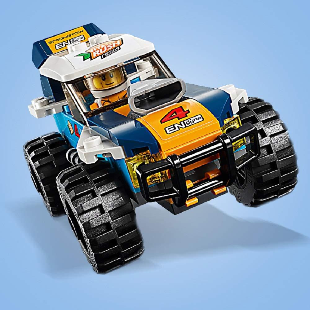 Lego City - La Voiture De Rallye Du Désert - Mytoys: Vente avec Jeux De Construction De Voiture