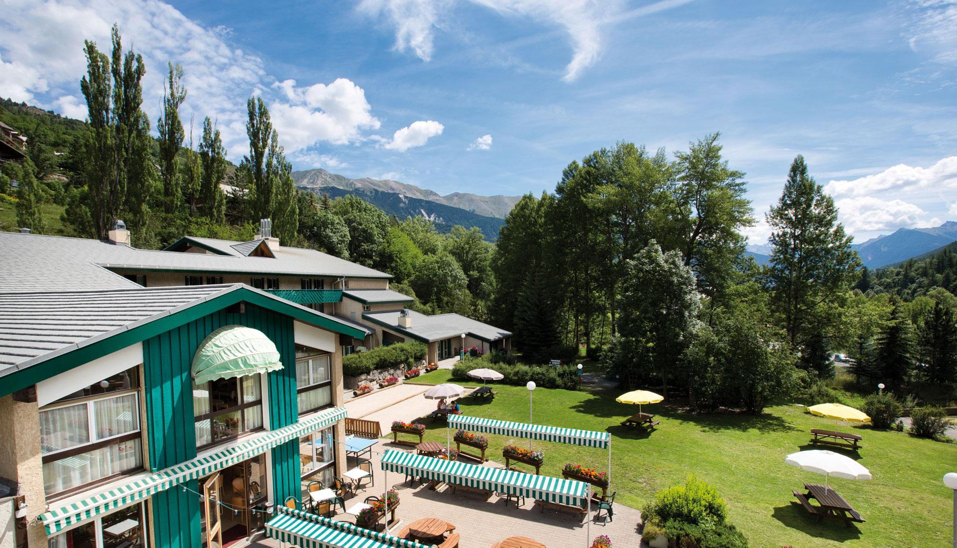 Les Alpes D'Azur, Club À Serre-Chevalier serapportantà Invitation Club Med Gym Pour Vos Amis