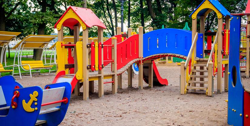 Les Bienfaits D'Une Aire De Jeux Extérieurs Pour Enfants avec Jeux Pour Enfan
