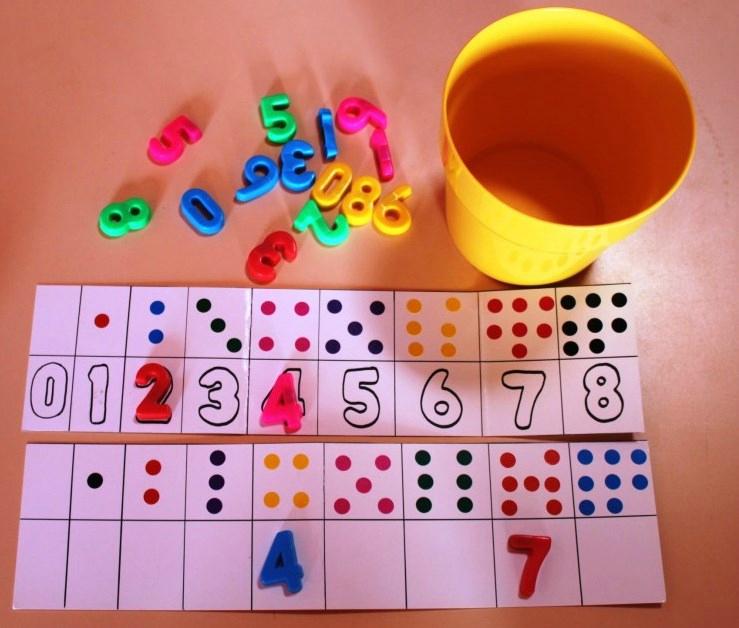Les Caches-Pots Ateliers De Manipulations Autonomes - La encequiconcerne Jeux Didactiques Maternelle