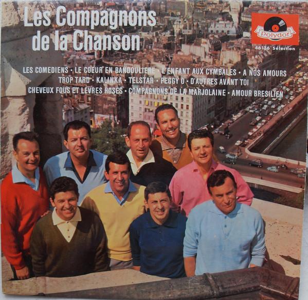 Les Compagnons De La Chanson | Discogs à Compagnons De La Chanson