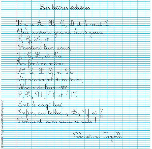 Les Lettres Écolières tout Comment Écrire Les Lettres De L Alphabet Français