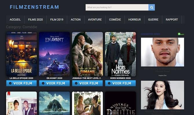 Les Meilleurs Sites De Streaming Gratuits Pour Regarder destiné Film A Voir Gratuitement En Français