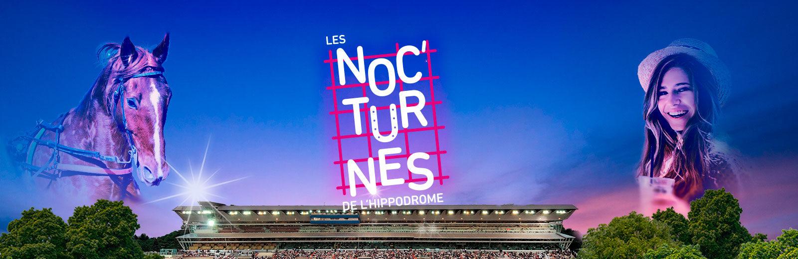 Les Noc'Turnes - Vincennes Hippodrome De Paris destiné Invitation Hippodrome Vincennes