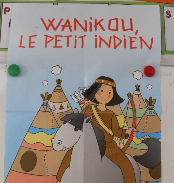 Les P'Tites Créations De Bugomiel: Wanikou Le Petit Indien tout Petit Indien
