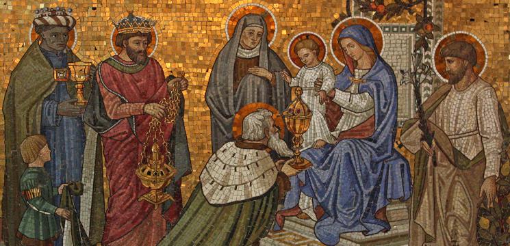 Les Rois Mages. - Le Blog D'Elisabeth encequiconcerne L Histoire Des Rois Mages