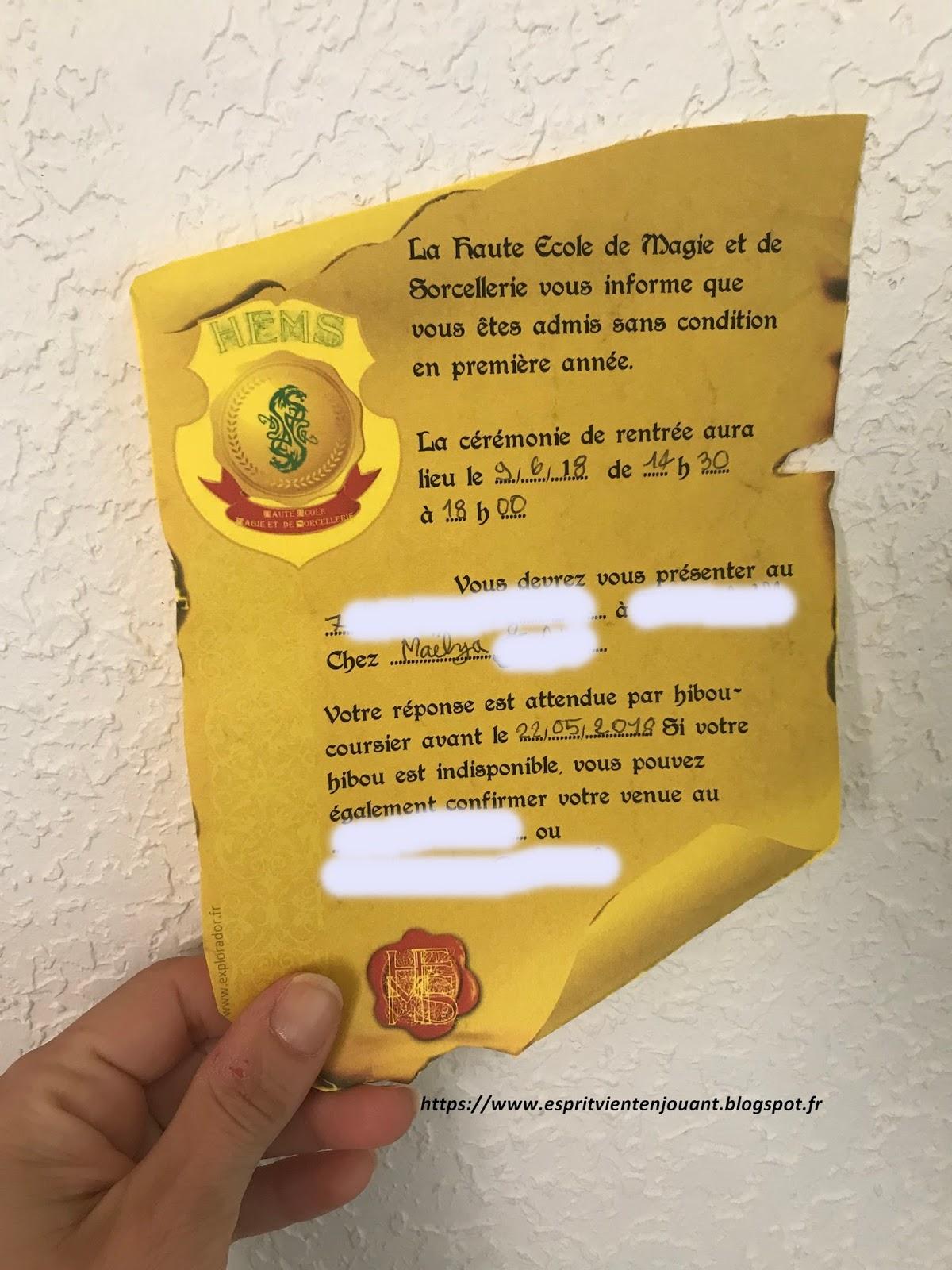 L'Esprit Vient En Jouant: [Anniversaire] Carte D intérieur Texte D Invitation Anniversaire Adulte