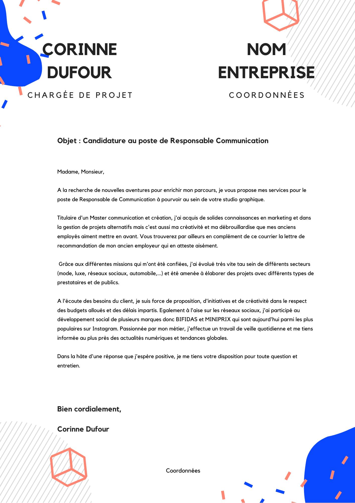 Lettre De Motivation : Le Top 25 Des Modèles & Conseils intérieur Travailler La Peau En 5 Lettres