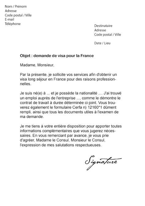 Lettre D'Invitation Professionnelle Pdf | Check Out concernant Invitation Visa France