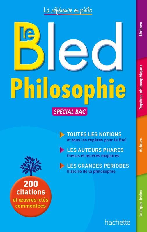 Livre: Bled Philosophie, Eric Marquer, Lisa Klein, Yohann destiné Le Moi Philosophie