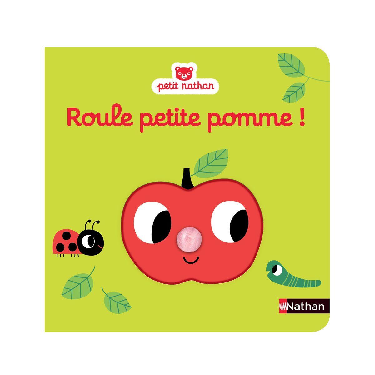 Livre Roule Petite Pomme Pour Enfant De 6 Mois À 2 Ans encequiconcerne Jeux En Ligne 2 Ans